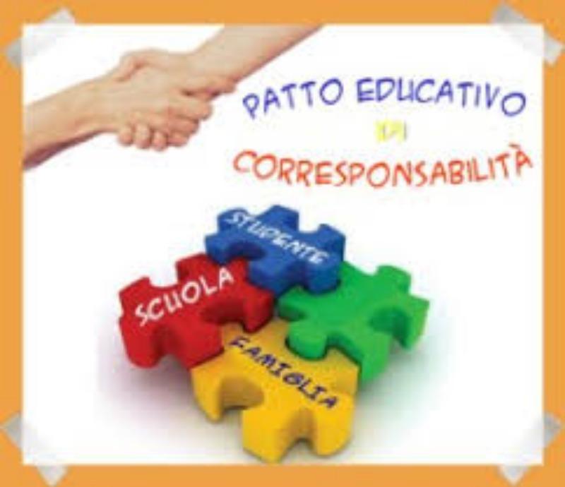 INTEGRAZIONE AL PATTO DI CORRESPONSABILITA' DI ISTITUTO PER EMERGENZA COVID-19