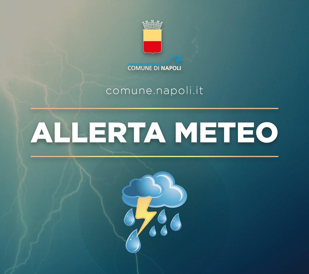 Allerta Meteo - Scuole Chiuse 5 e 6 novembre 2019