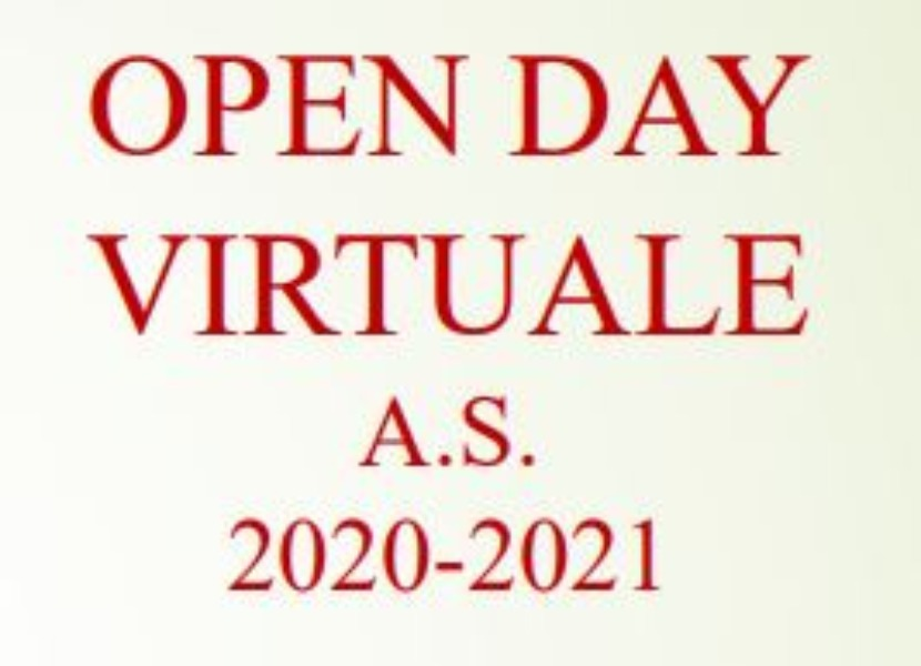 Brochure Open Day AS 2020/21