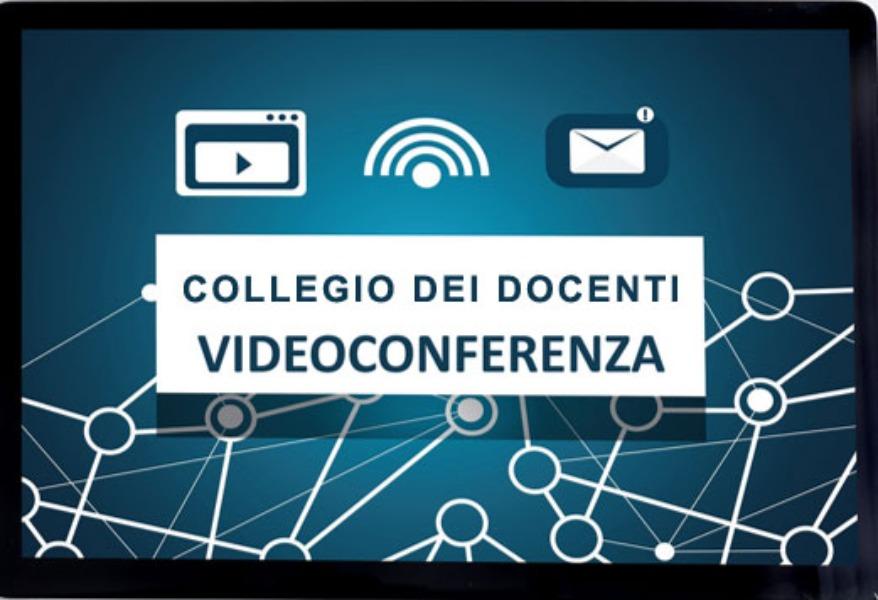 Avviso N°5 Collegio dei docenti - VIDEOCONFERENZA